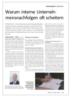 M&A Beratung Deutschland