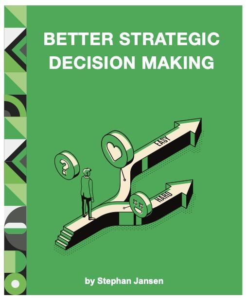 better strategic decision making M&A Beratung Frankfurt