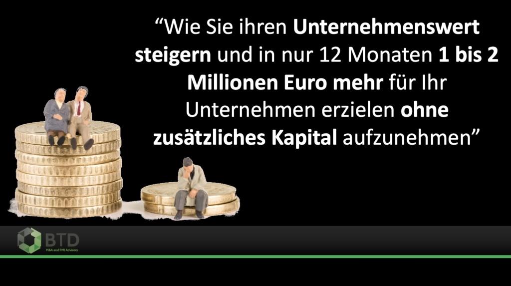 Unternehmensverkauf Beyond the Deal M&A Beratung Frankfurt